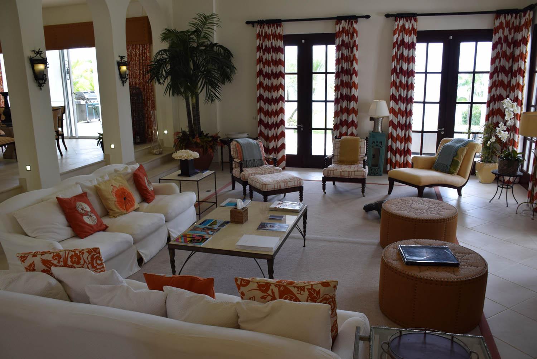 Sala da Villa - Belmond La Samanna