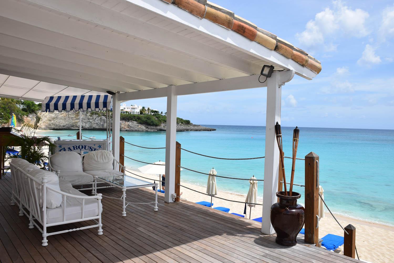 Beach Bar - Hotel Belmond La Samanna - St. Martin