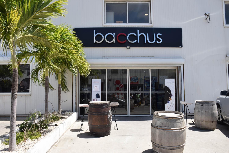 Restaurante Bacchus, em St. Martin