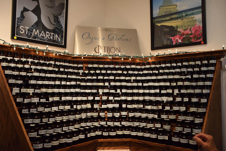 Todos os óleos essenciais/fragrâncias para fazer perfumes!