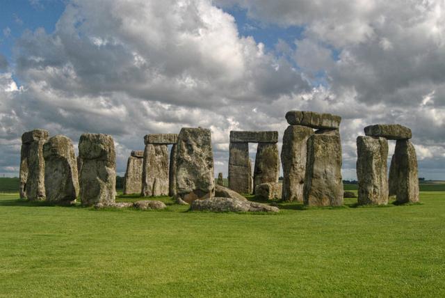Stonehenge - Inglaterra | foto: Loco Steve (Flickr CC)