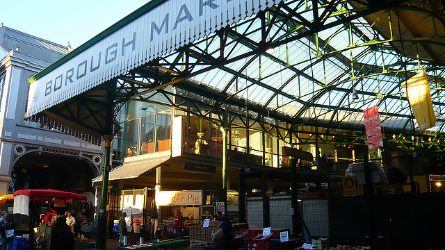 Borough Market, Londres | foto: Herry Lawford (Flickr - CC)