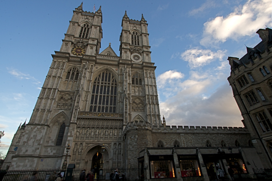 Westminster Abbey, Londres | foto: pinoyphotographer (Flickr CC)