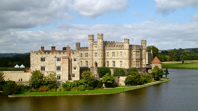 Leeds Castle | foto: Herry Lawford