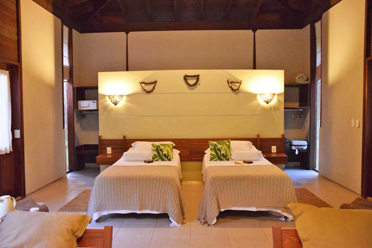 Bangalô - Cristalino Lodge - Floresta Amazônica
