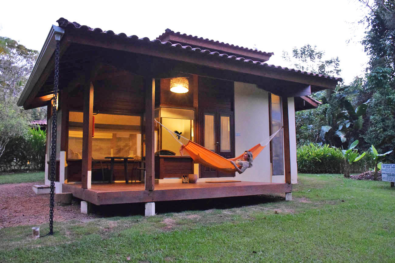Bangalô do Cristalino Lodge, Floresta Amazônica