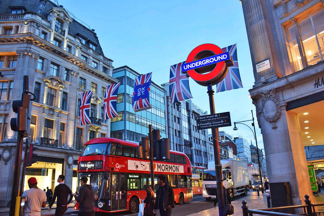 Oxford Street - Londres