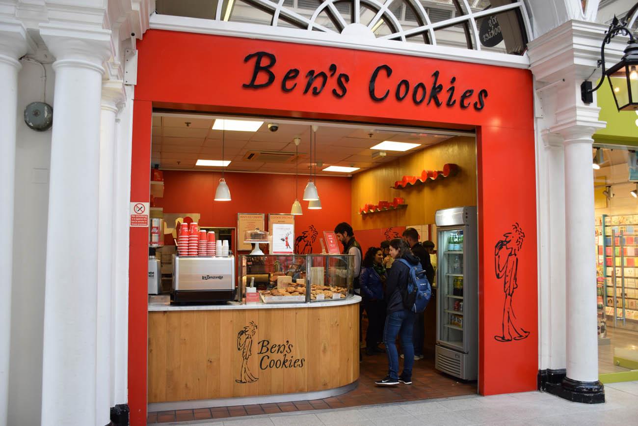 Ben's Cookies - Londres