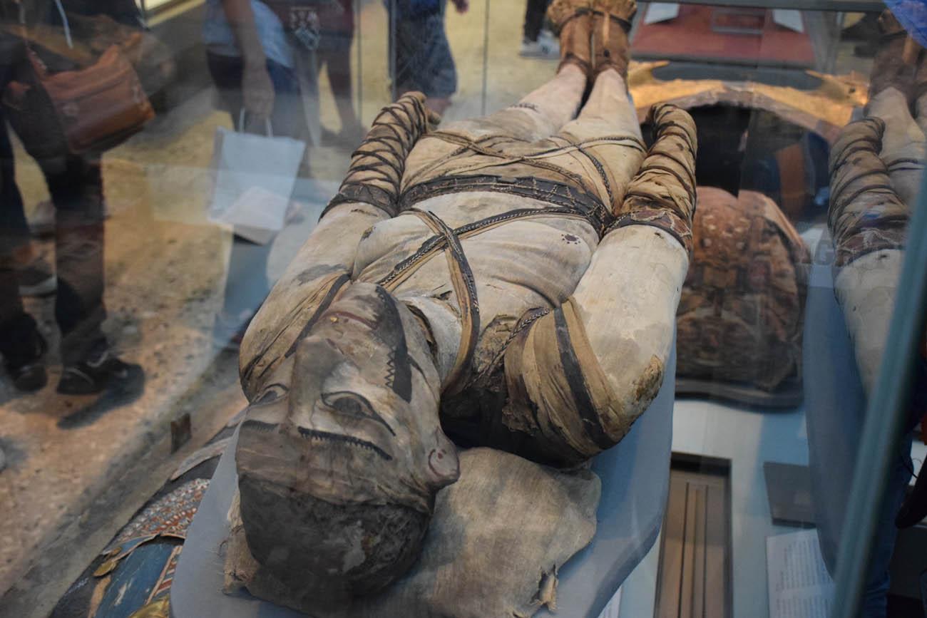 Múmias, múmias e múmias | British Museum - Londres