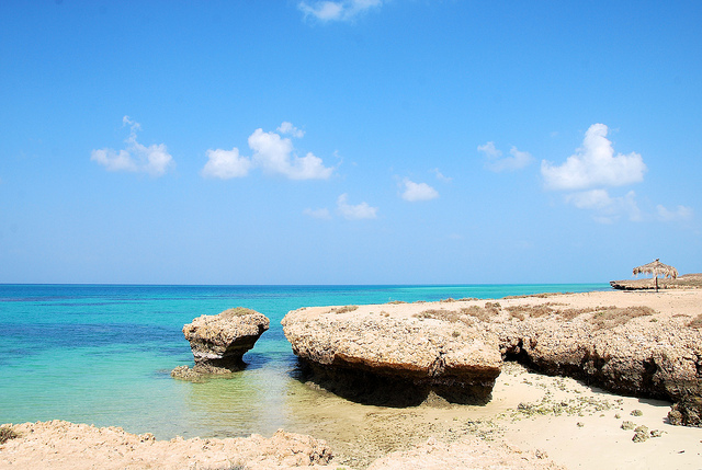 Moucha Island no Djibuti | créditos foto: Ryan Kilpatrick (Flickr - CC)