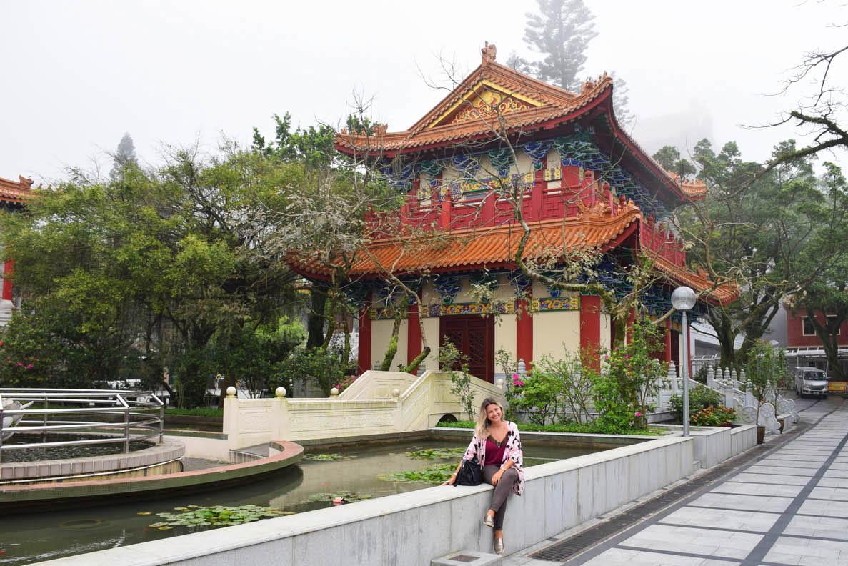 Po Lin Monastery - Ngong Ping Village - Hong Kong