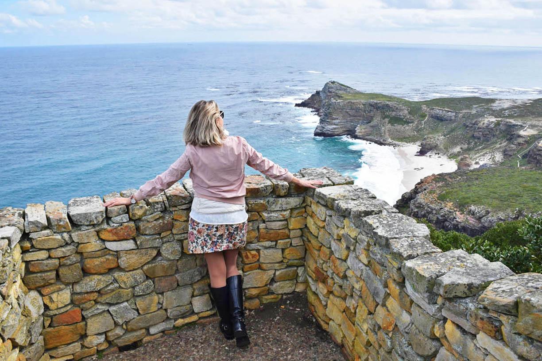 Olhando para o Cabo da Boa Esperança