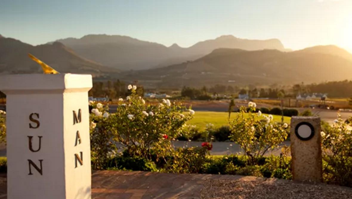 Vinícola Haute Cabrière - Franschhoek - África do Sul | Créditos: divulgação