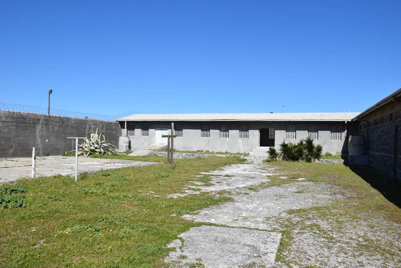 Antiga prisão, hoje museu. Robben Island - Cape Town