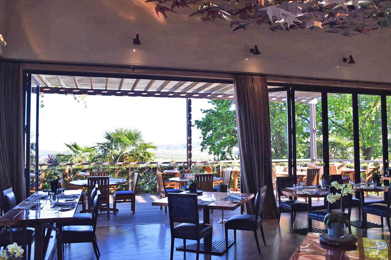 Restaurante Indochine - Delaire Graff - Stellenbosch | Créditos: Lala Rebelo