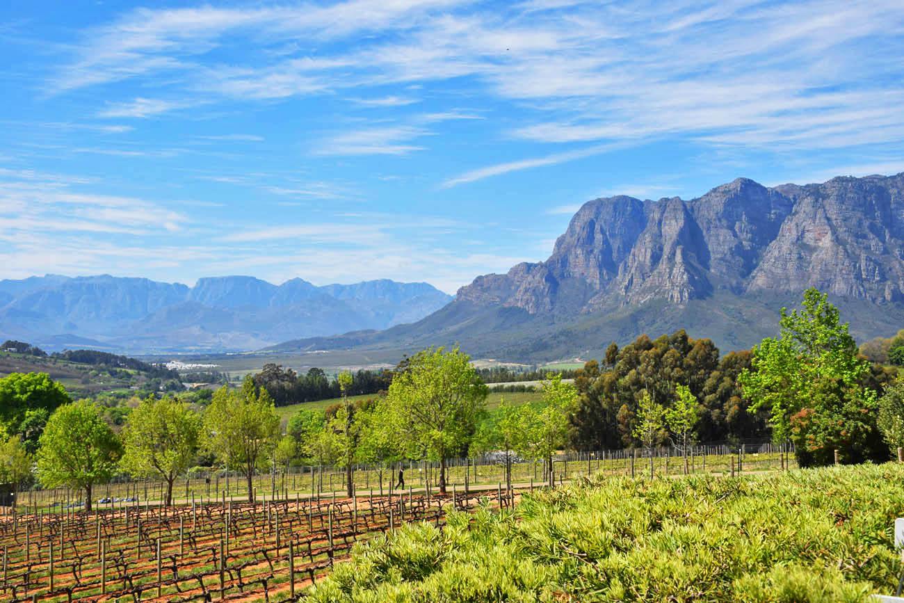 Delaire Graff Estate - Stellenbosch | Créditos: Lala Rebelo
