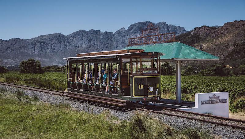 Franschhoek Wine Tram | Créditos: divulgação