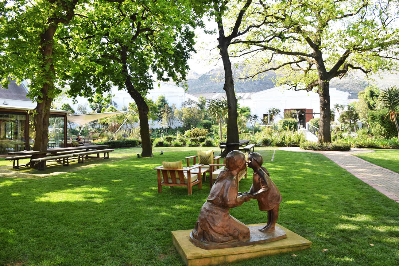 Vinícola La Motte - Franschhoek - África do Sul | Créditos: Lala Rebelo
