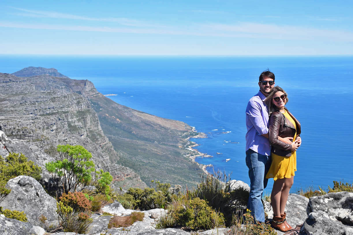 Table Mountain - Cidade do Cabo