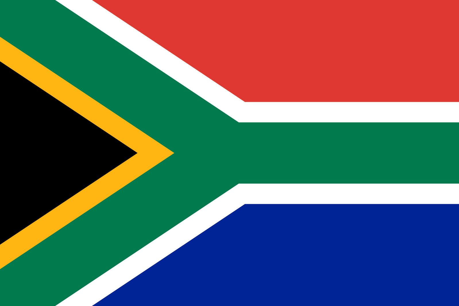 Bandeira sul-africana