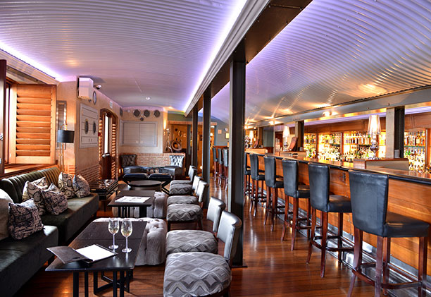 Bascule Bar - Cape Grace Hotel - Cape Town | créditos: divulgação