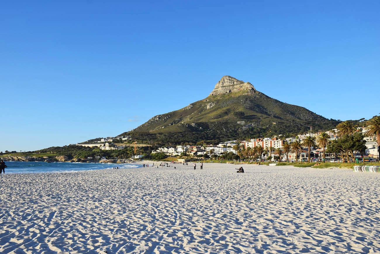 Camps Bay - Cidade do Cabo - África do Sul