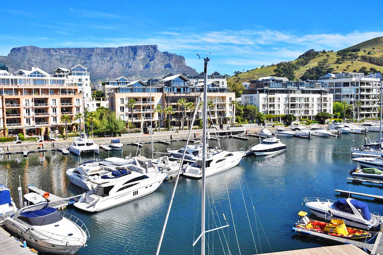 Super vista da janela! Table Mountain Luxury Room - Cape Grace - Cidade do Cabo