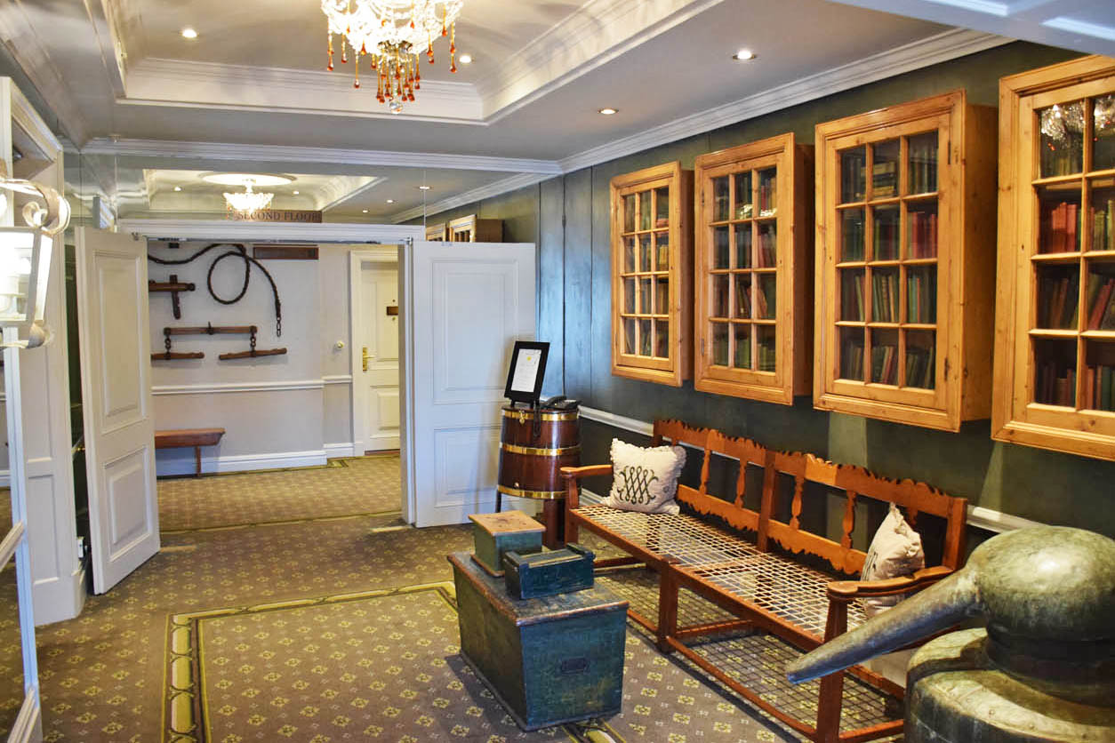 Corredores do Cape Grace Hotel - Cape Town