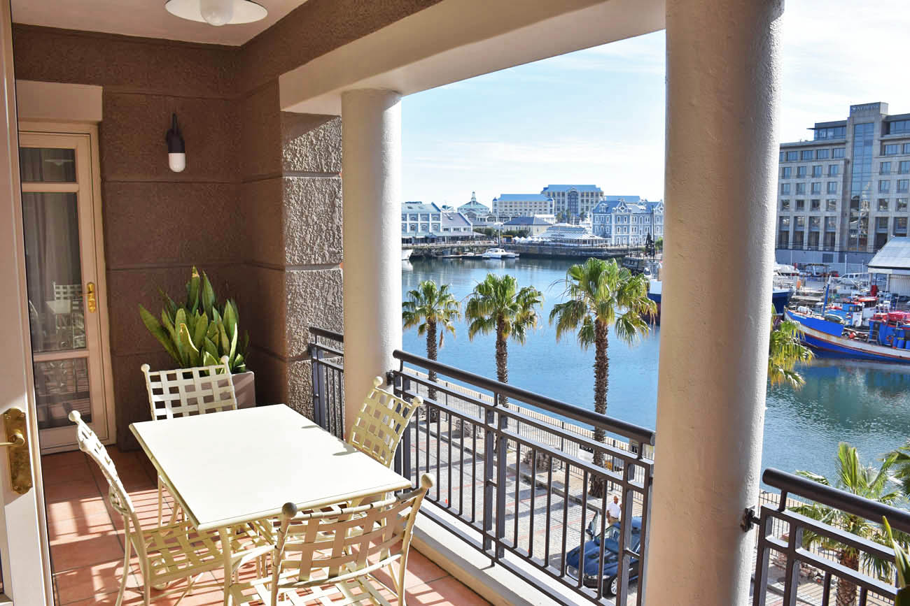 2-Bedroom Suite - Terraço | Cape Grace Hotel, Cape Town