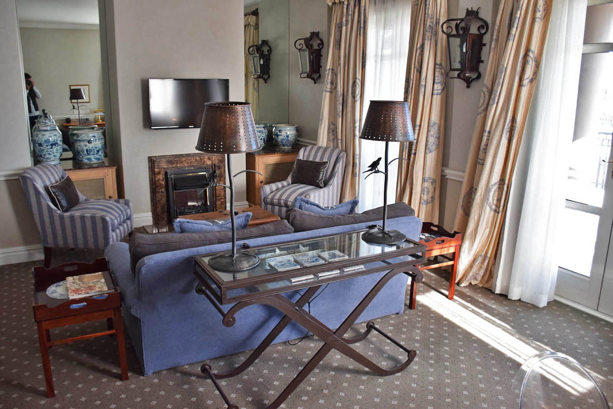 Penthouse - Sala | Cape Grace Hotel, Cape Town