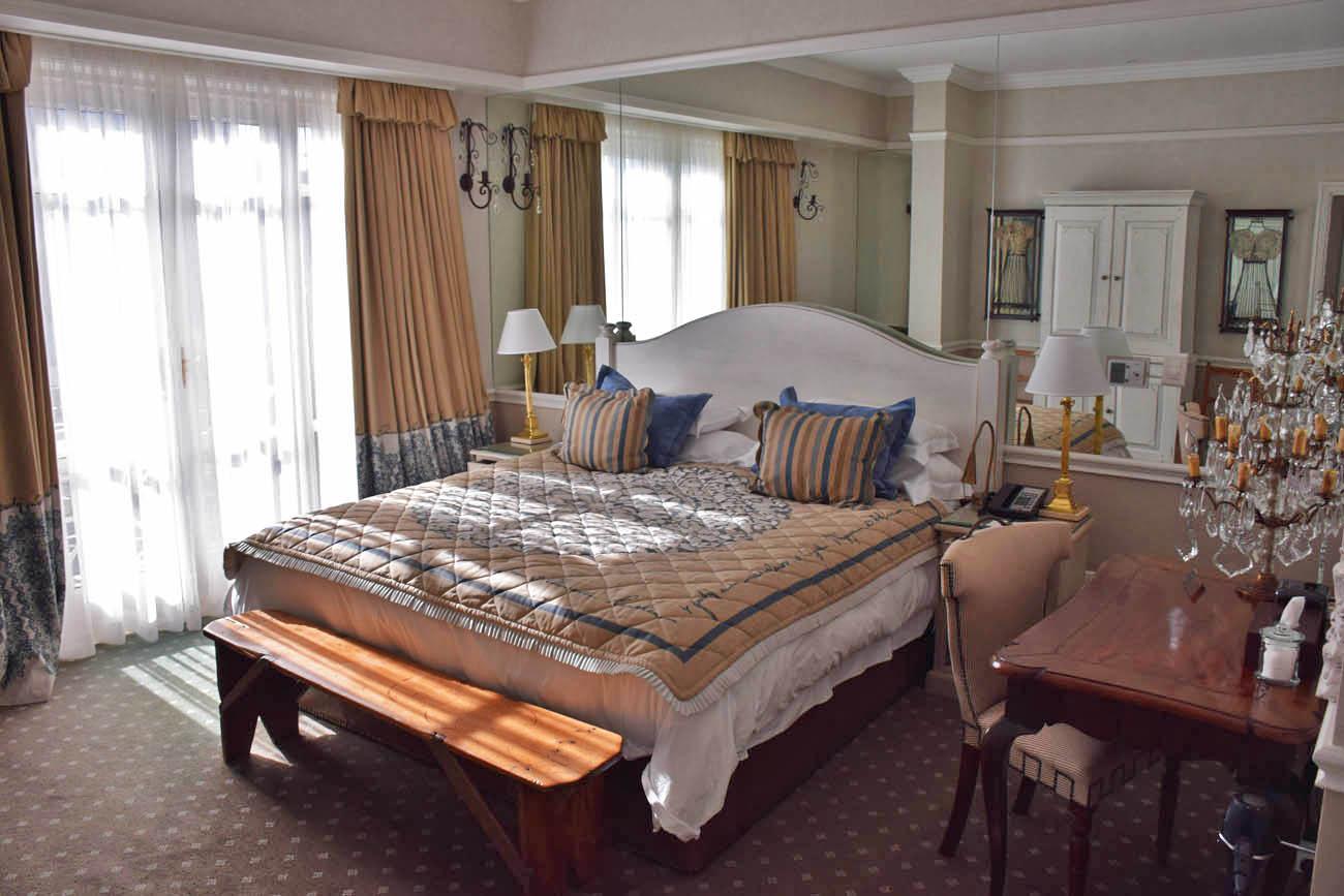 Penthouse - Quarto| Cape Grace Hotel, Cape Town
