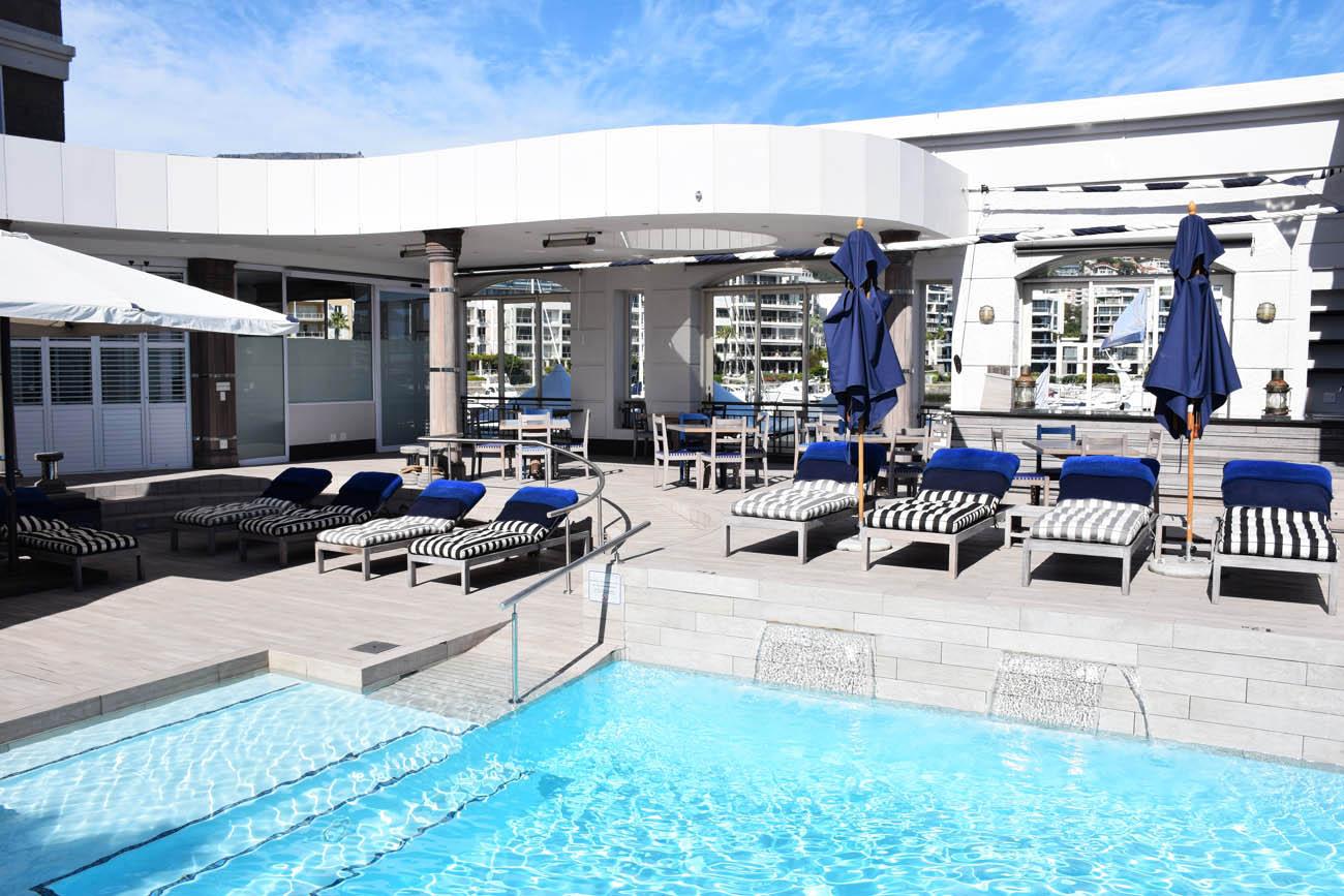 Piscina - Cape Grace Hotel - Cape Town