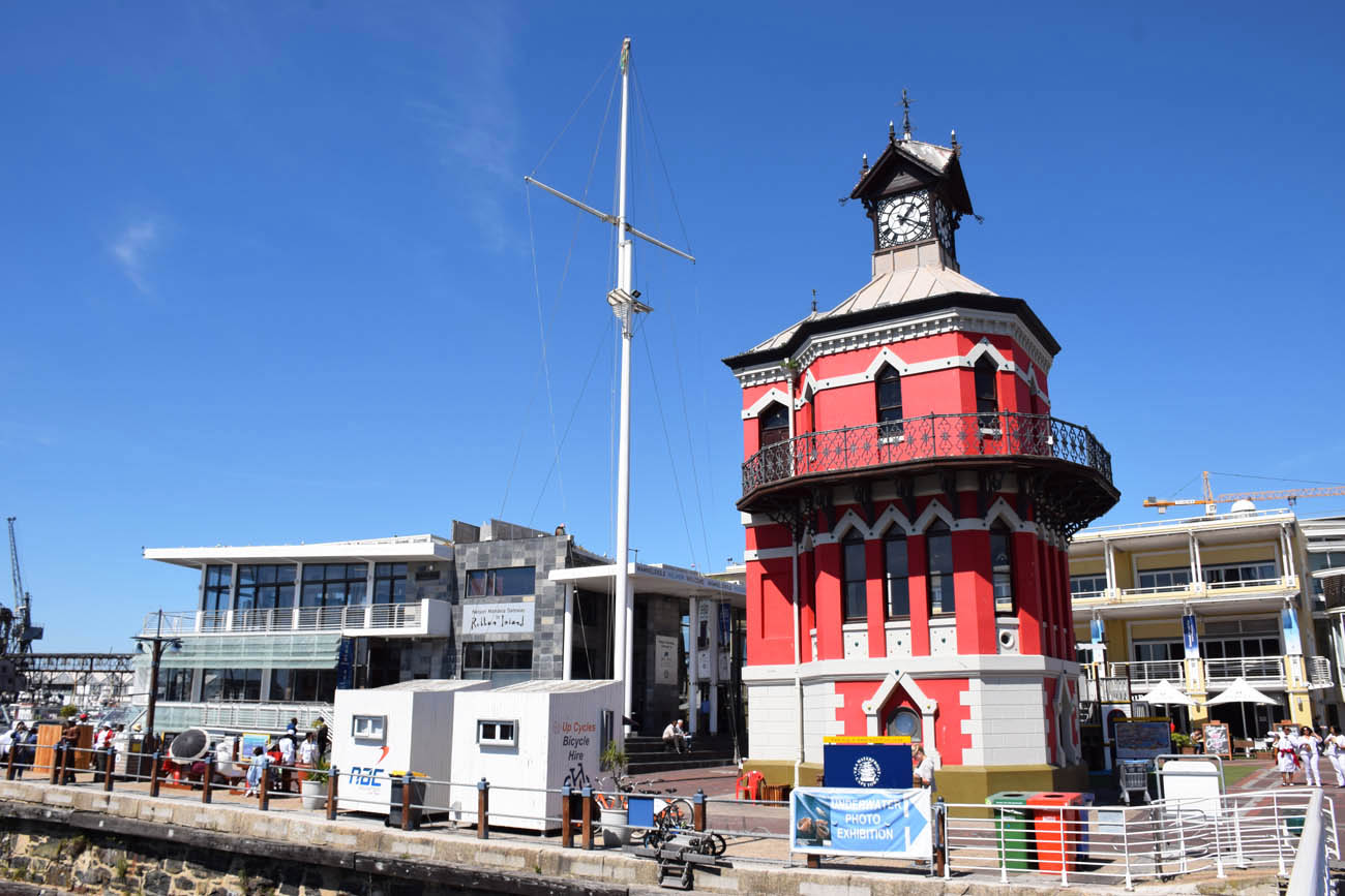 The Clock Tower - Cape Town Waterfront