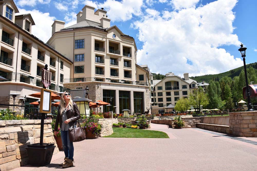 Beaver Creek Mountain - Village