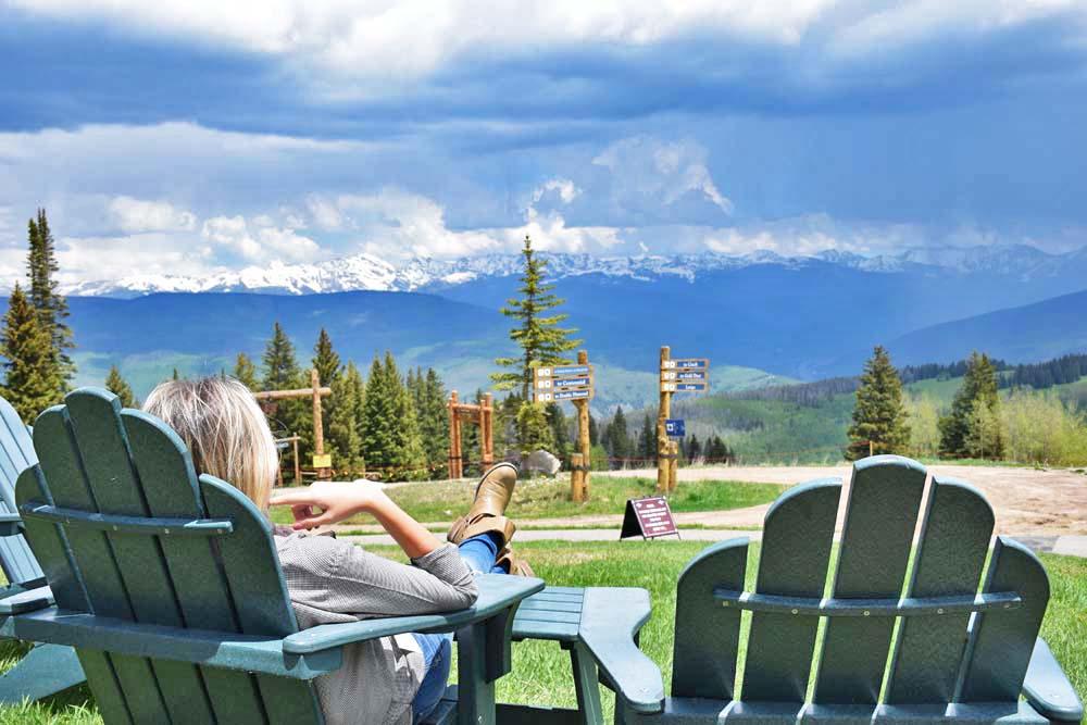 Beaver Creek Mountain, Colorado