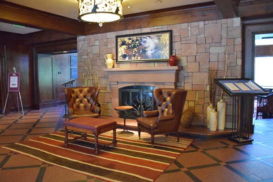 Lobby do Hotel Vail Cascade - Colorado