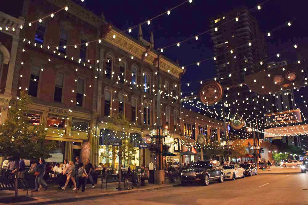 Larimer Street - Denver Downtown