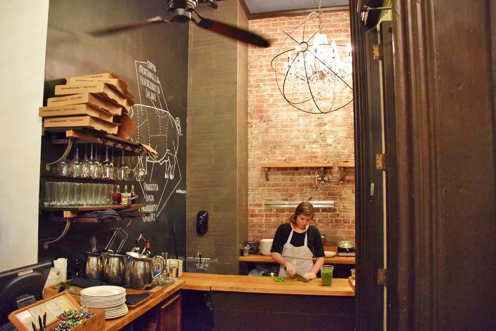 Osteria Marco - Restaurante em Denver Downtown