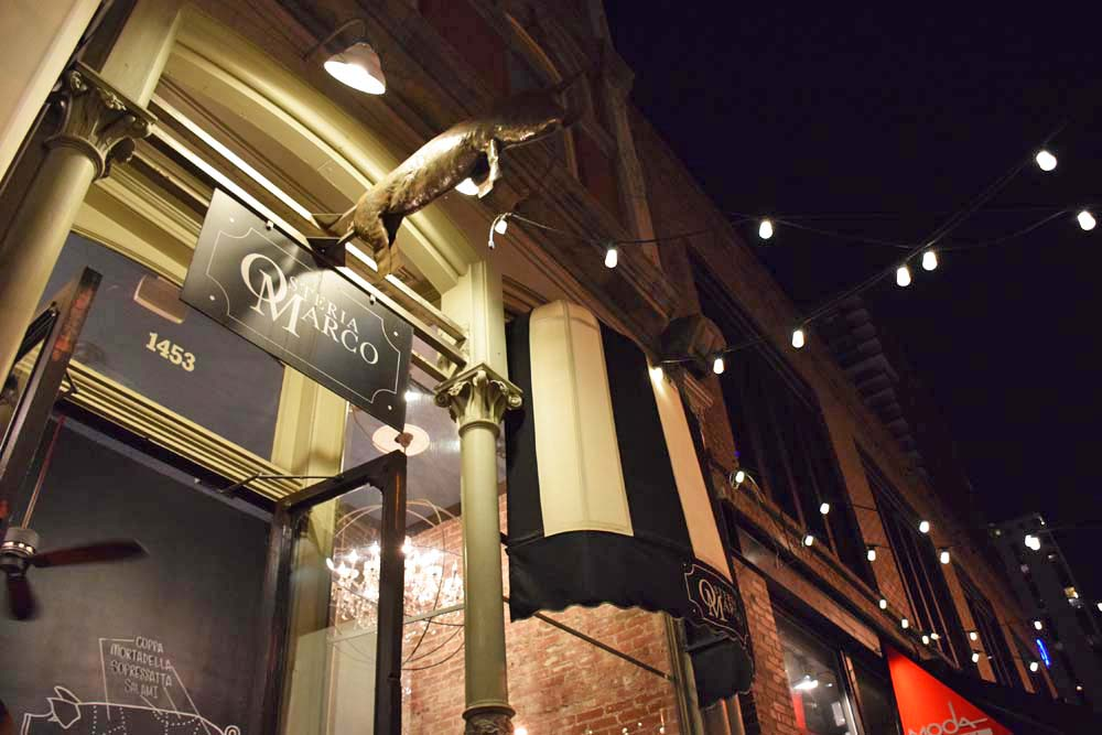 Osteria Marco - Restaurante em Denver Downtown