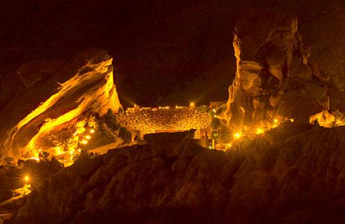Red Rocks Amphitheatre | foto: divulgação