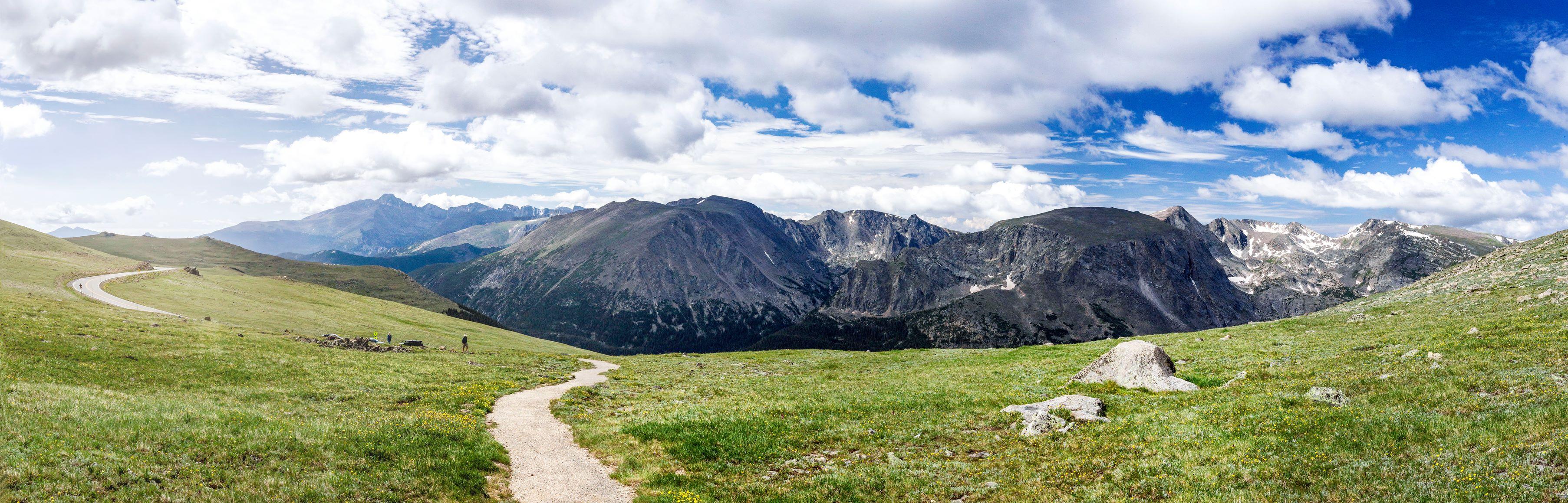 Rocky Mountain National Park - Colorado - EUA | foto: divulgação