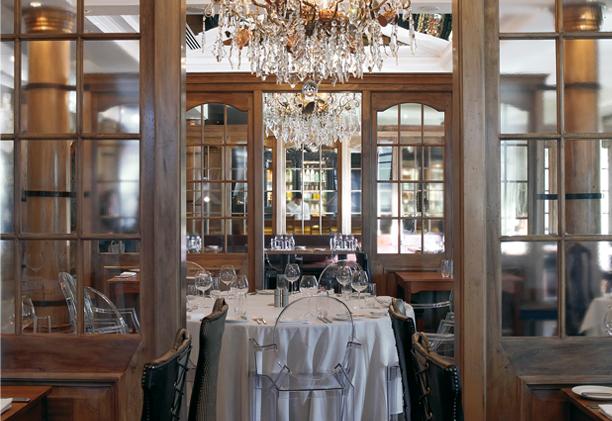 SIGNAL Restaurant no Cape Grace Hotel - Cidade do Cabo | créditos: divulgação