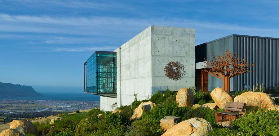 Waterkloof Wine Estate - Stellenbosch - África do Sul | Créditos: divulgação