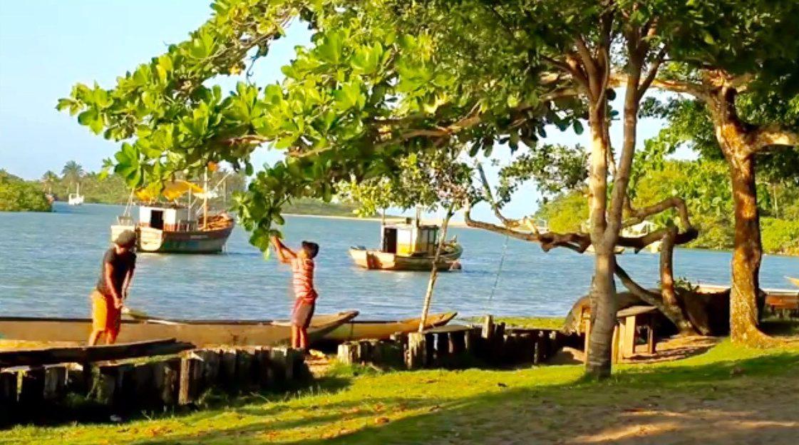 Rio Caraíva, no sul da Bahia | Créditos: divulgação caraiva.com.br