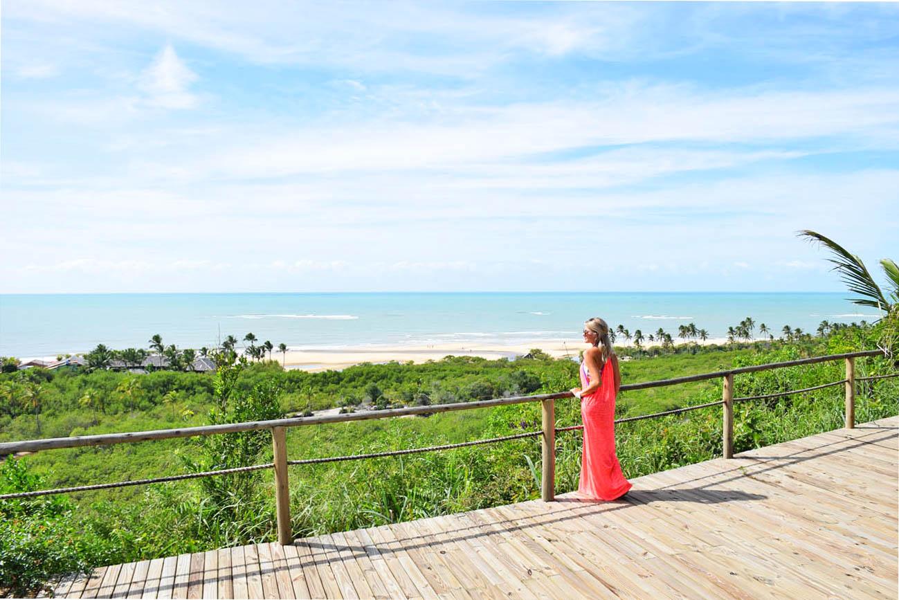 Pousada Segredos de Trancoso - no Quadrado, com vista para a Praia dos Nativos | Créditos: Lala Rebelo