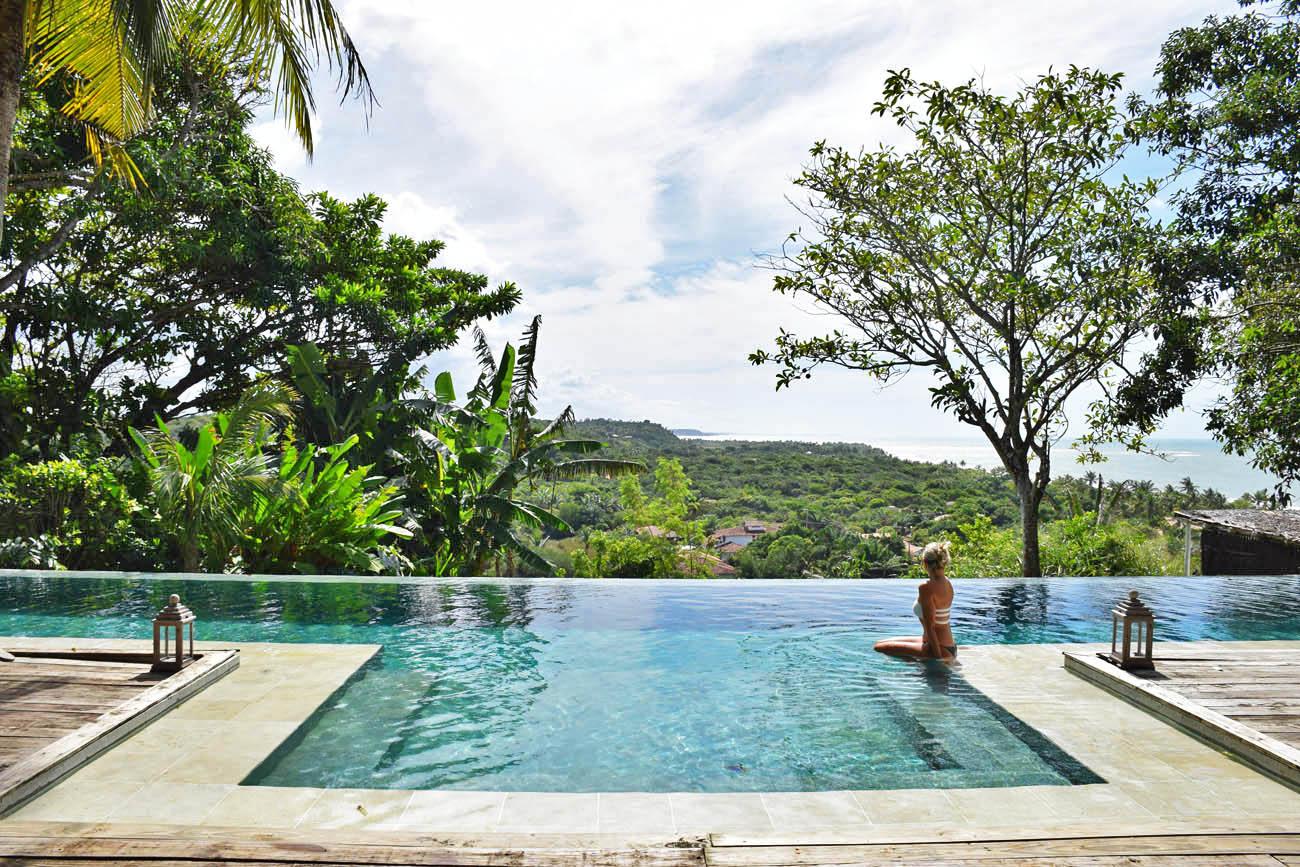 Destinos de lua de mel no Brasil - Trancoso - Bahia