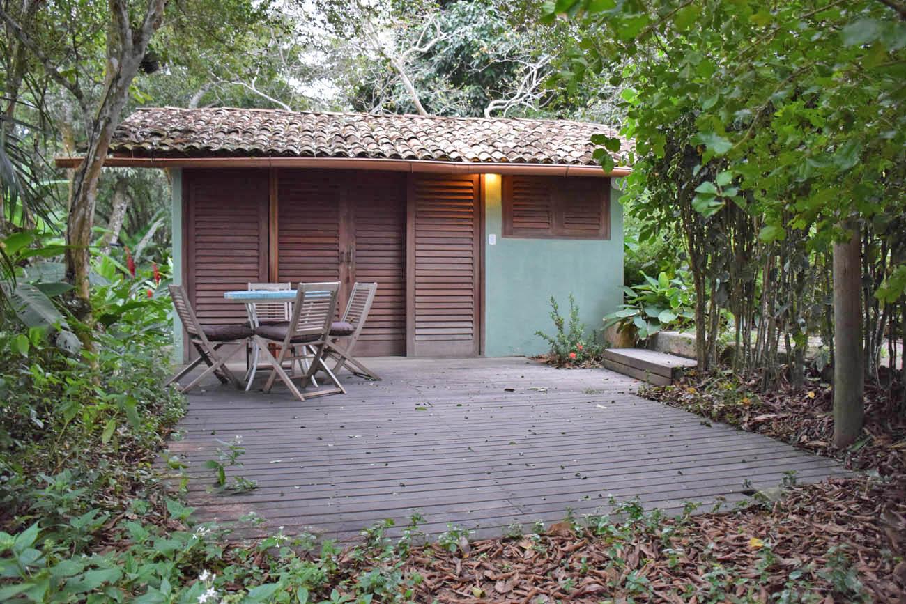 Suíte - a menor casinha das Casas da Lia em Trancoso