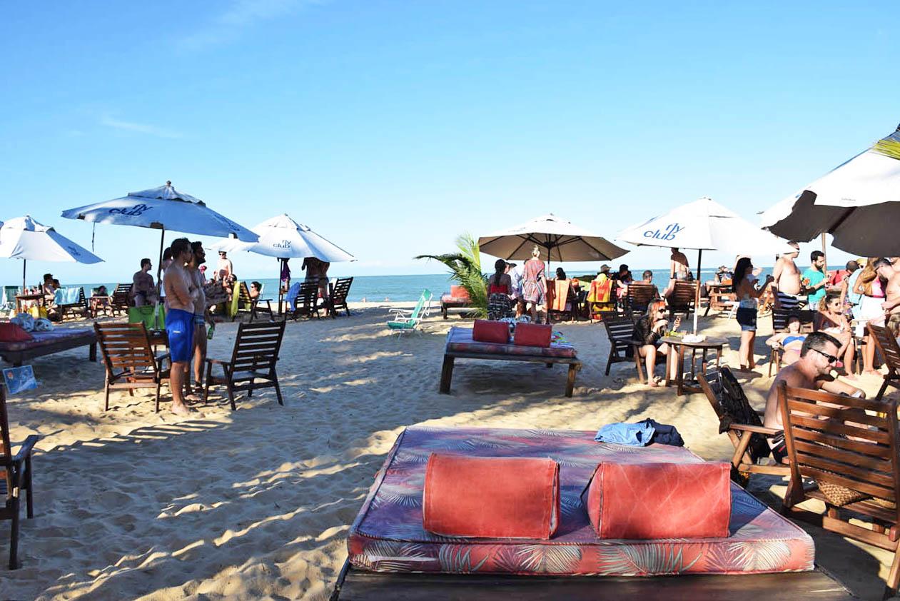 FlyClub na Praia dos Nativos - Trancoso | Créditos: Lala Rebelo