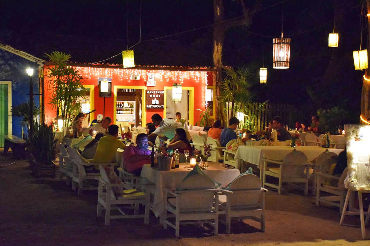 Restaurante Cantinho Doce - Quadrado - Trancoso | Créditos: Lala Rebelo