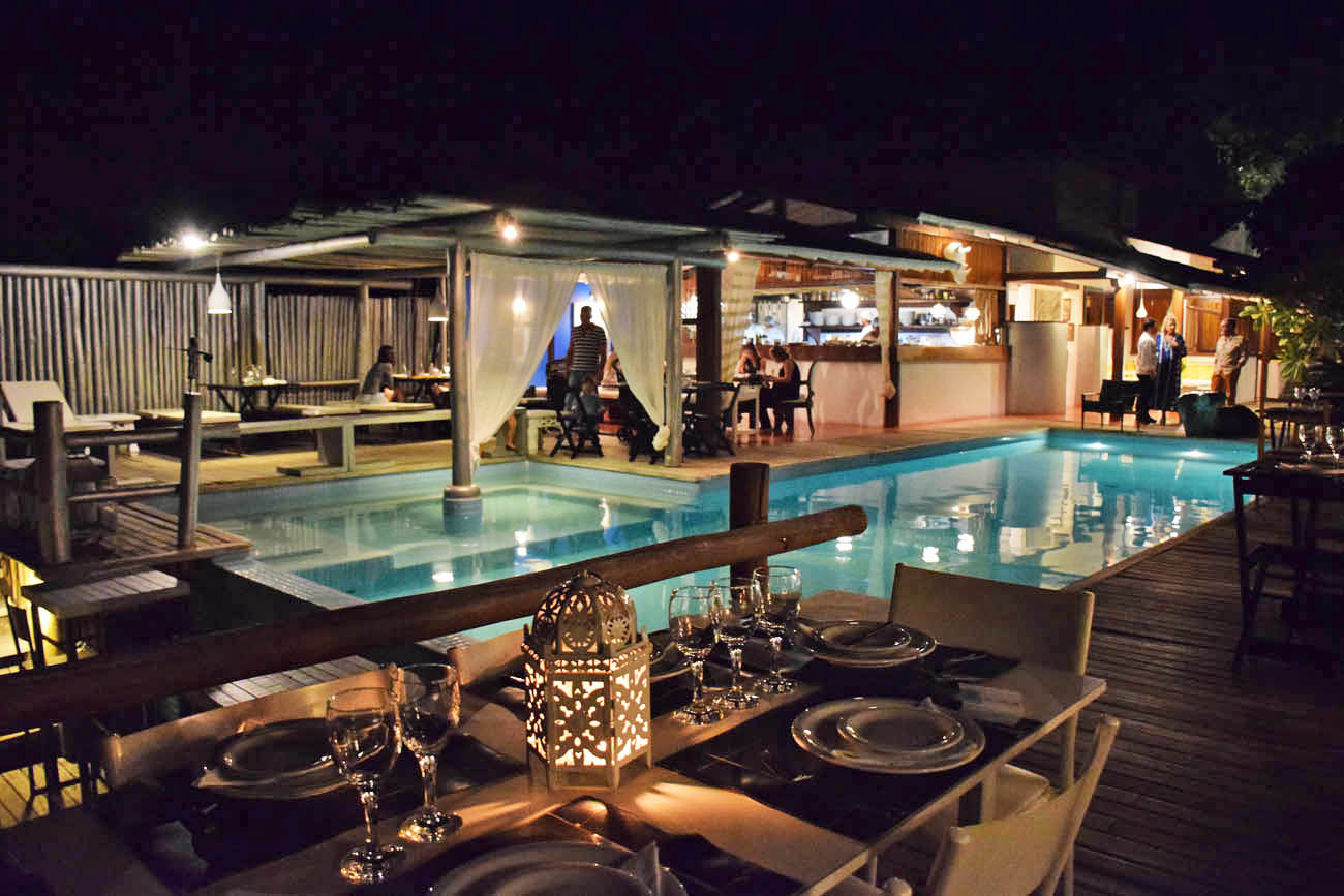 Restaurante e Pousada El Gordo - Quadrado - Trancoso | Créditos: Lala Rebelo
